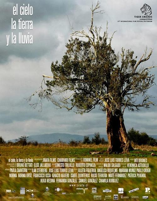"""Domingos de Videodromo presenta """"El cielo, la tierra y la lluvia"""" en el Carrillo Gil"""