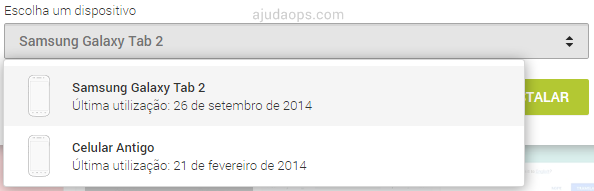 AjudaOps! Como impedir que dispositivos antigo sejam listado no Google Play?