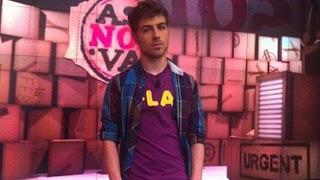 Enzo Vizcaíno fue contratado en Así nos va