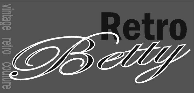 Retro Betty Vintage Jewelry