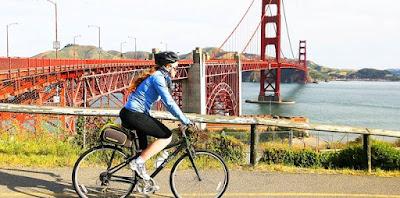 Disfruta de tus paseos en bicicleta