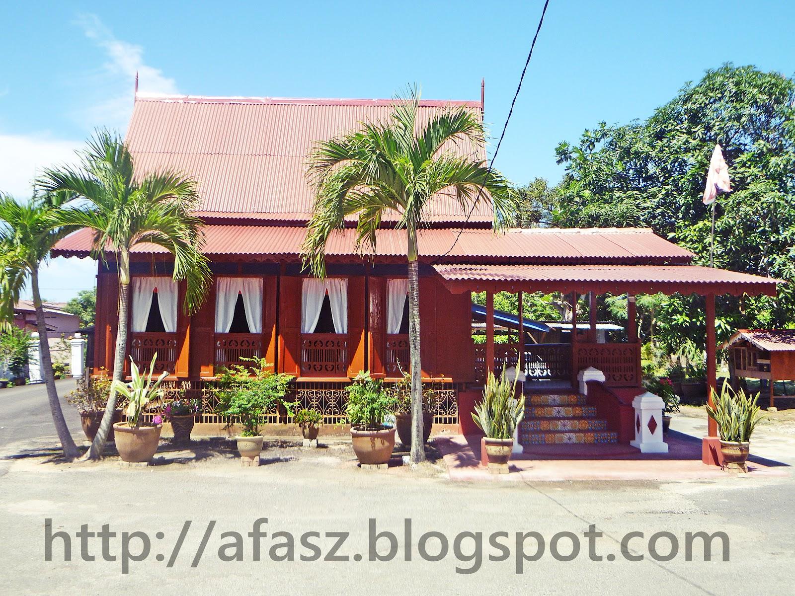 Rumah Kampung Cantik Di Malaysia
