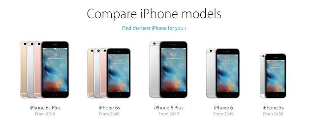 Adeus ao iPhone 6 e iPhone 6 Plus dourado!