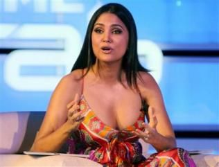 Bollywood actress showing boob had join
