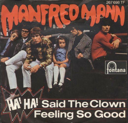 Manfred Man Chapter Three Dama Viajera