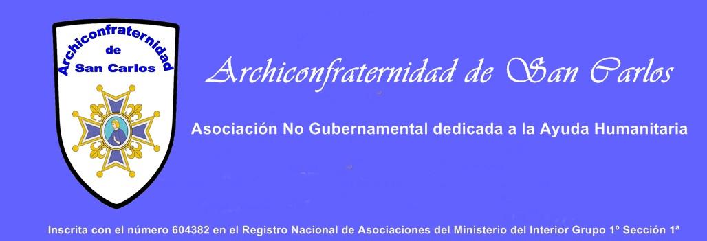 ARCHICONFRATERNIDAD DE SAN CARLOS