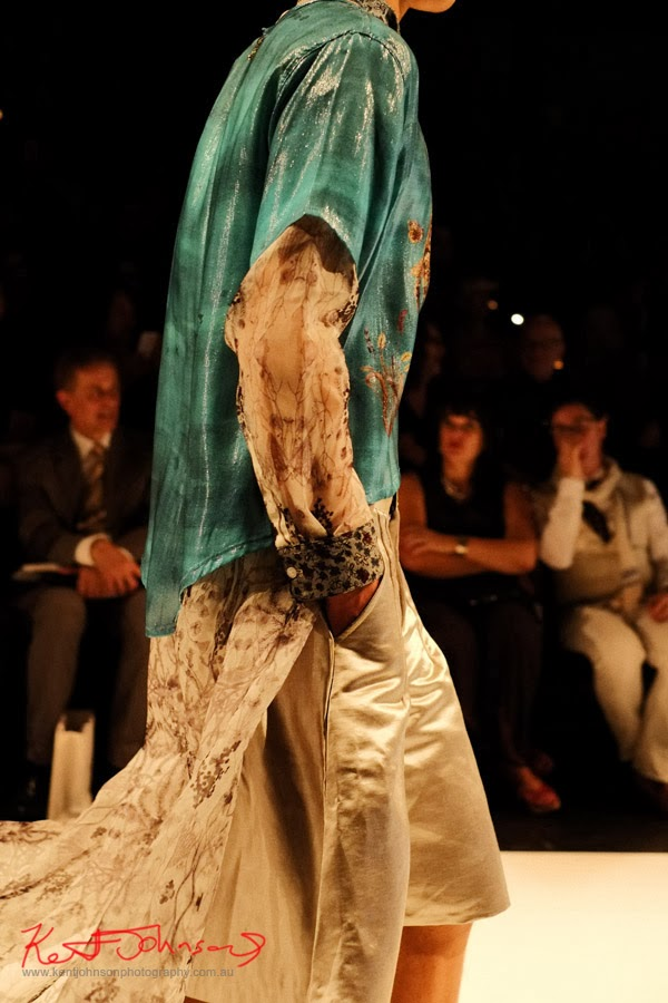 Helen Nguyen & Natalie Nguyen, menswear, New Byzantium : Raffles Graduate Fashion Parade 2013 - Photography by Kent Johnson.
