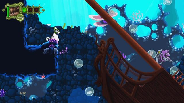 Juega a Canvaleon, un plataformas 2D con divertidos personajes que te hará pensar... ¡y morir!