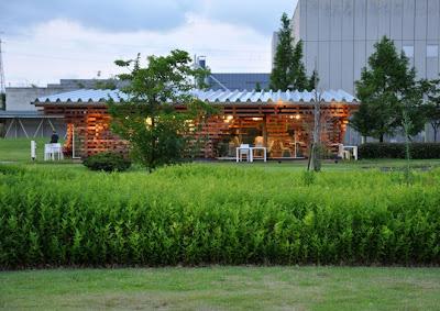 Cafe Kureon, Toyama, Japan