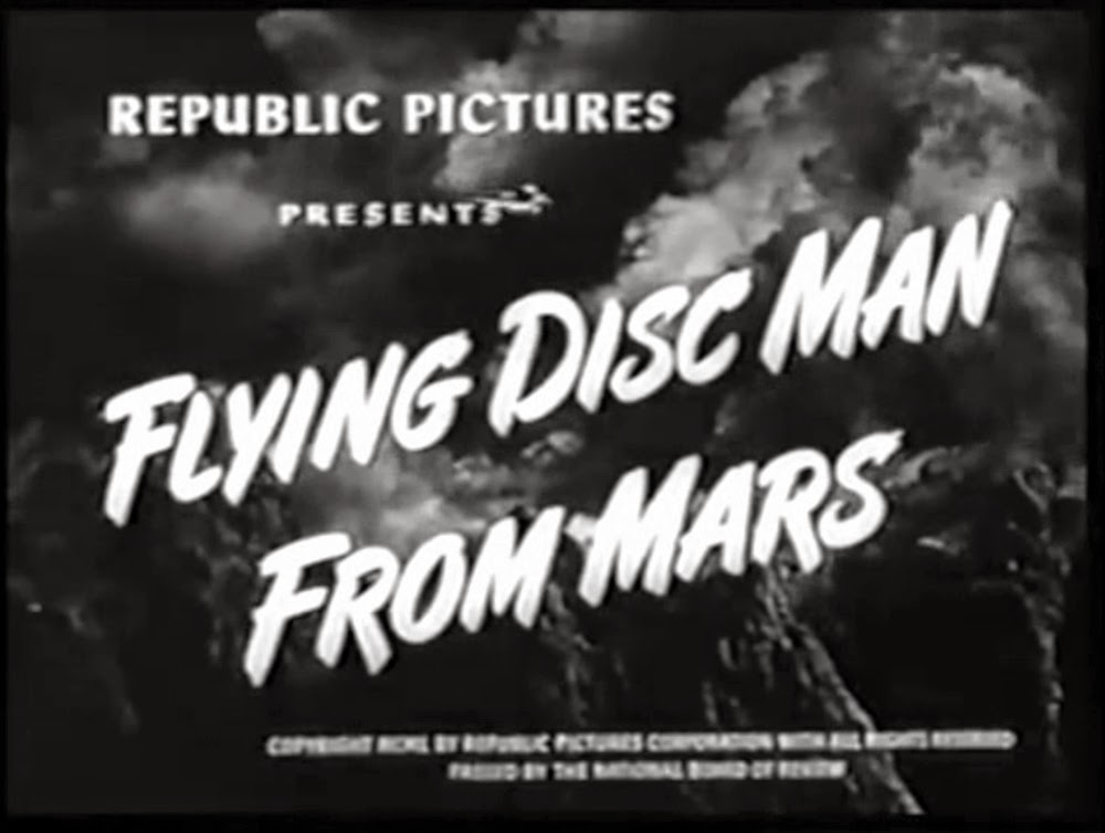 Flying disc man from mars downloads