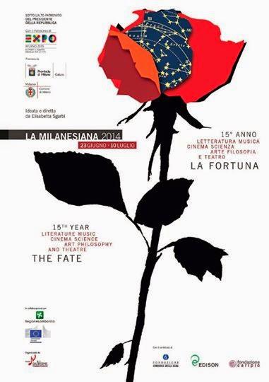 La Milanesiana 2014, dal 23 giugno al 10 luglio a milano e torino