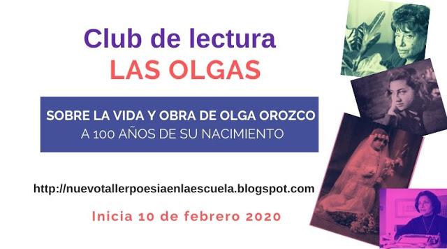 Club de lectura : LAS OLGAS