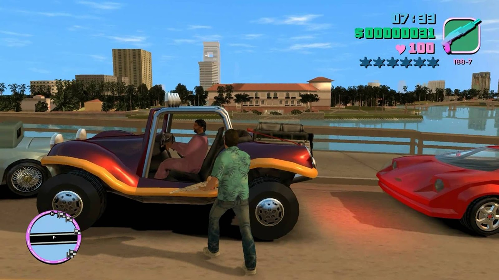 GTA Vice City Stories ISO CSO PPSSPP High Compressed