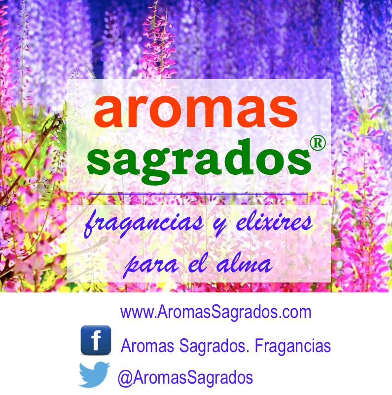 Aromas Sagrados® Fragancias y elixires para el alma