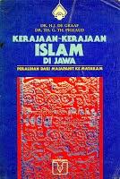 Download eBook Gratis Kerajaan-Kerajaan Islam di Jawa