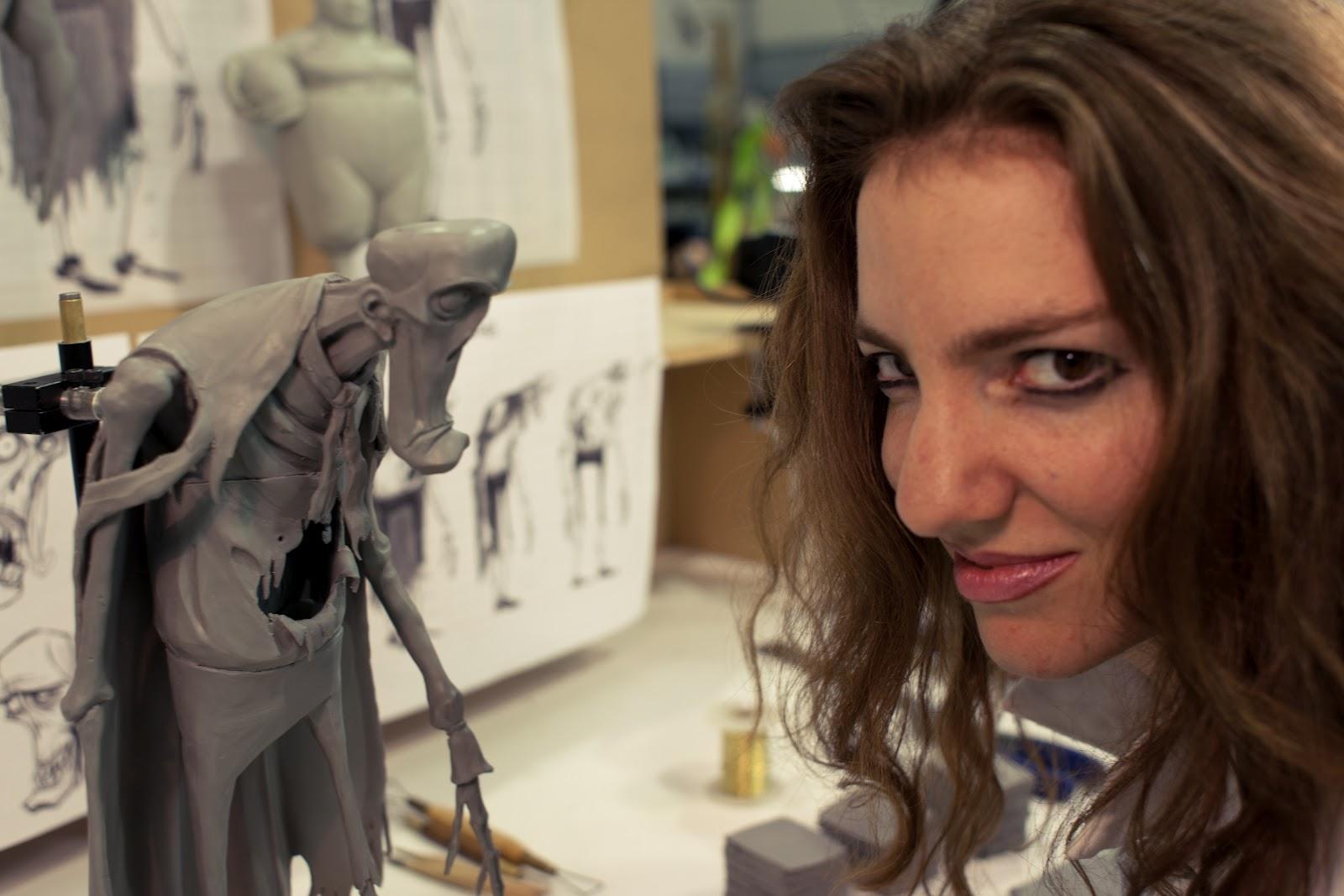 Heidi Smith Character Design Class : Heidi smith interview