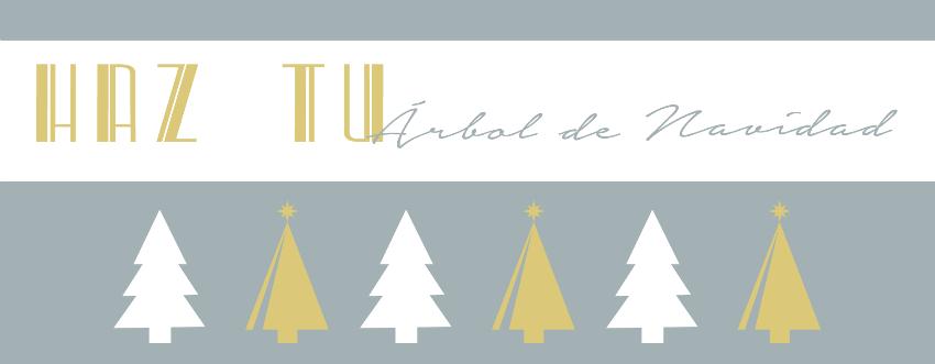 Diys para hacer tu árbol de Navidad by Habitan2