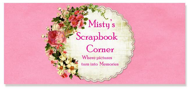 Mistys Scrapbook Corner