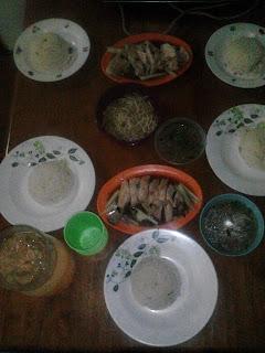 Nasi Ayam Stim
