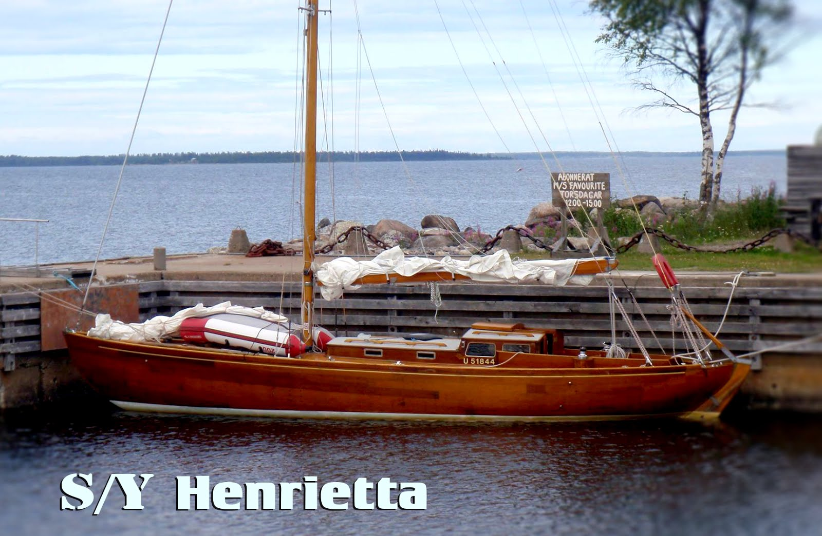S/Y Henrietta