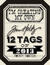 Tim's 12 Tags of 2013