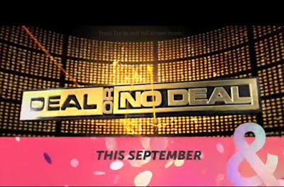 'Deal Or No Deal' &Tv Upcoming Game Show Wiki Plot,Concept,Host,Promo,Timing