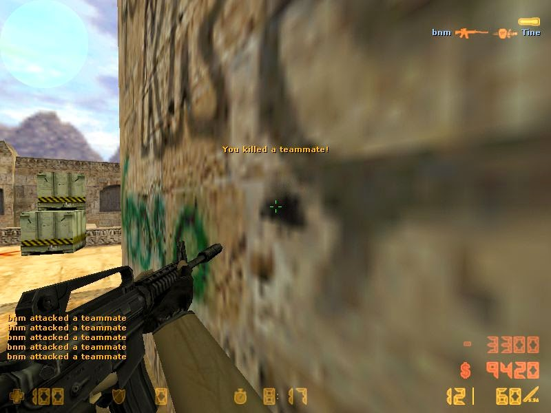 spam counter strike