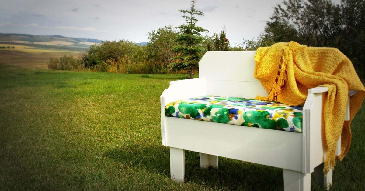 Take A Front Row Seat With The Ultimate Upcycle
