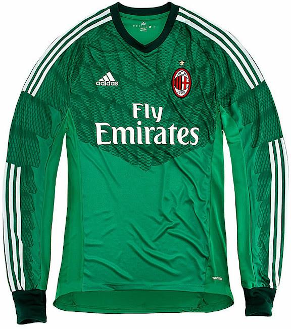 jersey ori murah Ac Milan kiper