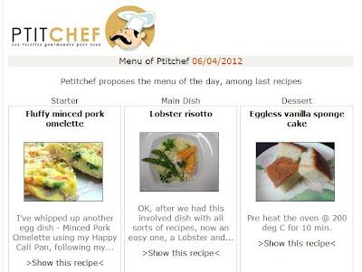 ptitchef happy call pan minced pork omelette recipe