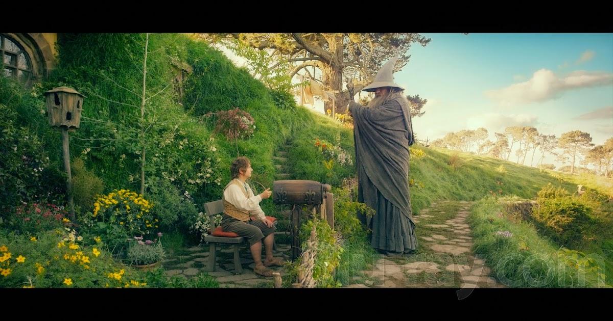 Lo hobbit la trilogia for Cabine nel buco del jackson