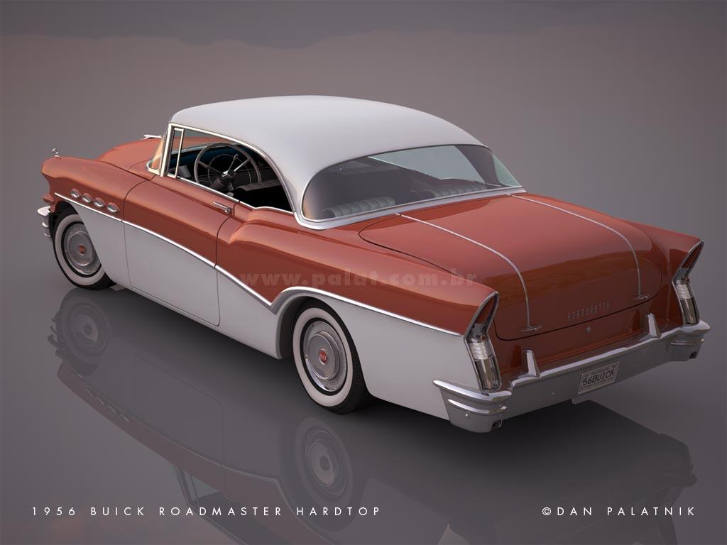 1956 Buick Roadmaster Hardtop
