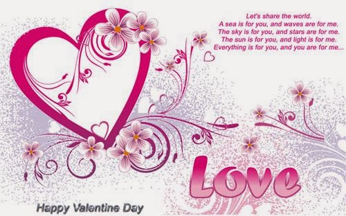 Beautiful Valentine's Day Cards For Facebook 2015