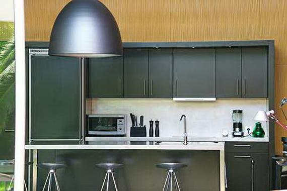 20 id es de conception de cuisine modernes d cor de for Conception cuisine mac os x