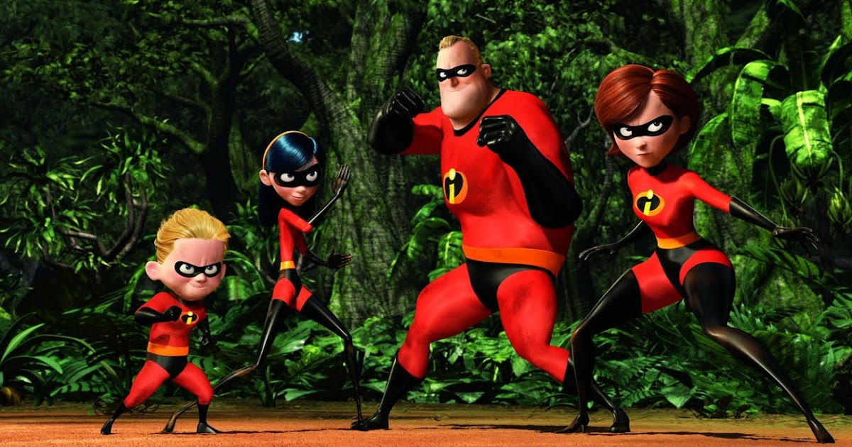 """The Cinematography of """"The Incredibles"""" Part 1"""