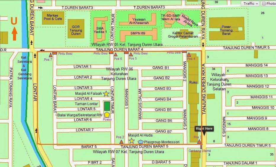 Peta RW 06 TDU