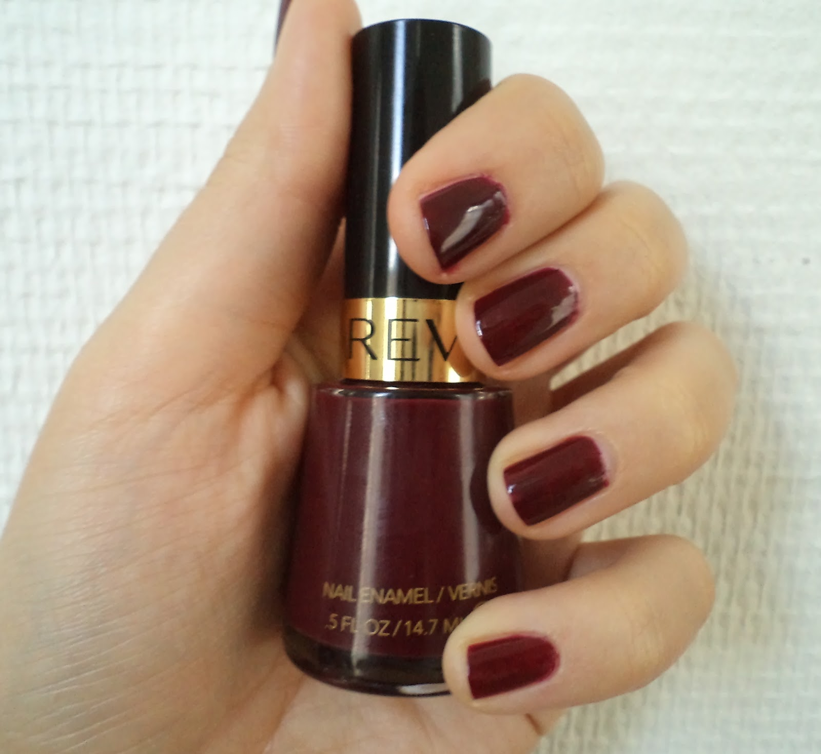 Nail of the Day: Revlon \'Vixen\' | Truth About Cosmetics