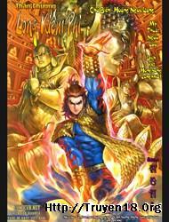Thần Chưởng Long Kiếm Phi