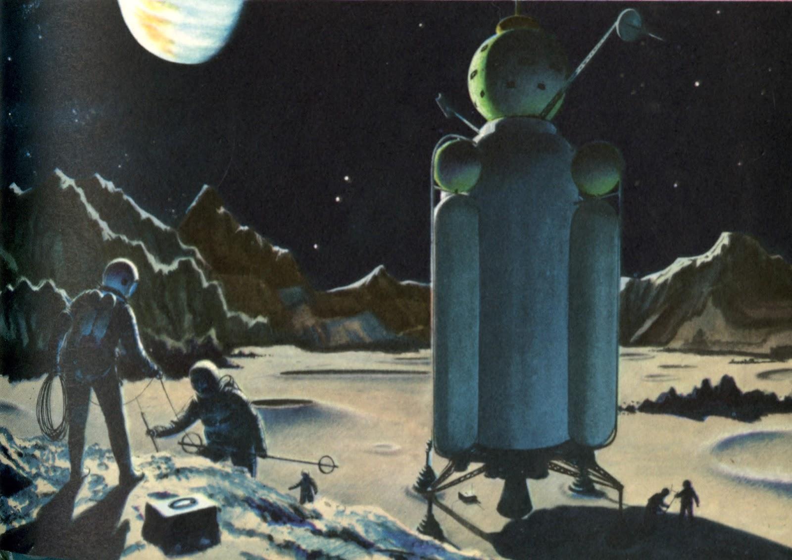 1958 space exploration - photo #3