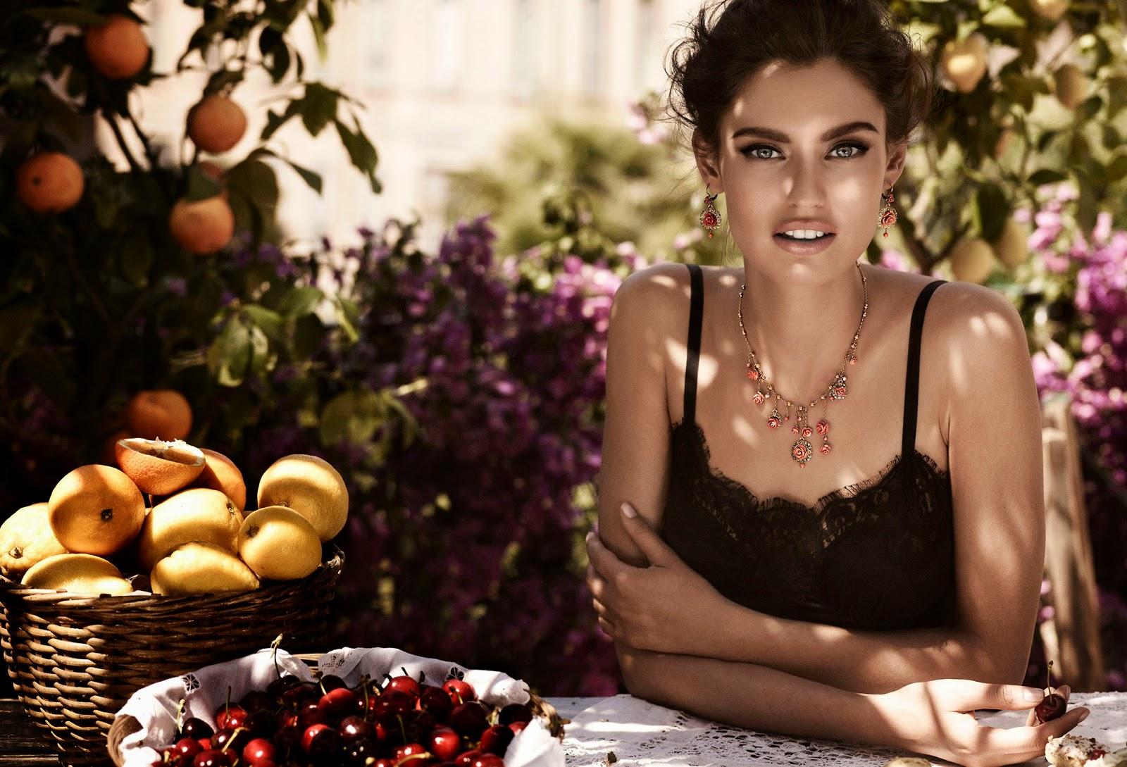 Italian Model Bianca Balti HD Images | HD Wallpapers of Bianca Balti