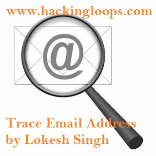 how to trace email address or fake emails