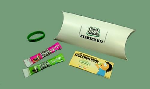 Brinde Gratis Kit para Diabéticos