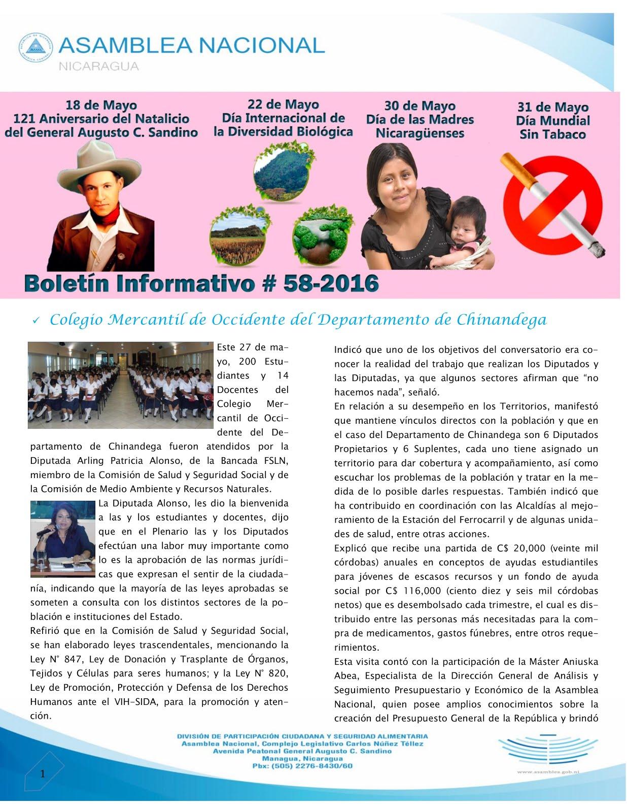 CMO visita Asamblea Nacional_2016