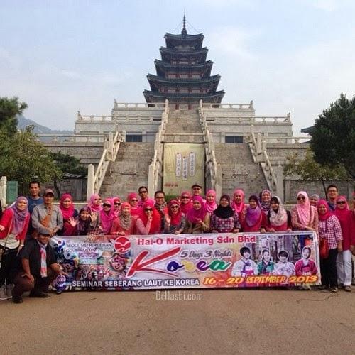 Kenangan bersama Awesomazing Team di Seoul, Korea