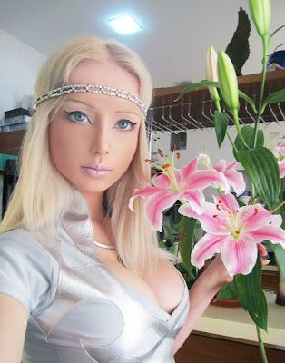 Living Barbie: Valeria Lukyanova_11