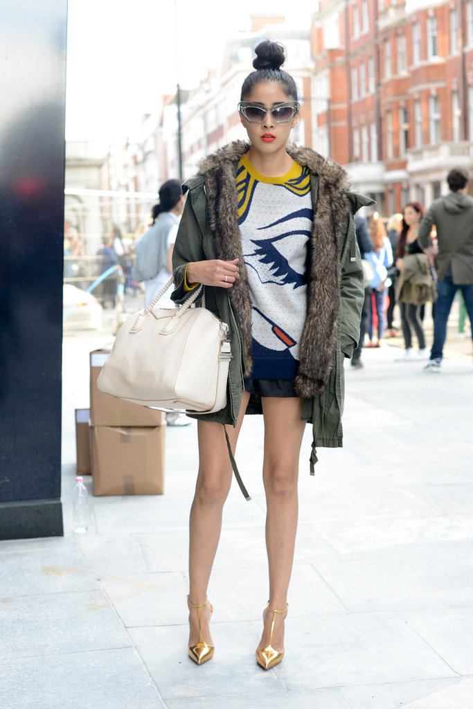 C Style Design London And Milan Fashion Weeks Street Style