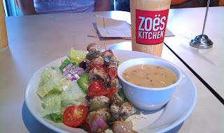 Gluten free durham zo s kitchen restaurant review for Zoes kitchen charlotte nc