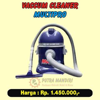 VACCUM CLEANER MULTIPRO