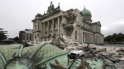 Top 20 Of The Most Terrifying Earthquakes To Shake Earth