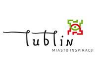 Lublin miasto inspiracji - logo